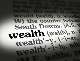 Dictionary Wealth