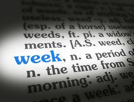Dictionary Week