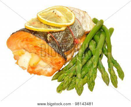 Cooked Three Fish Roast