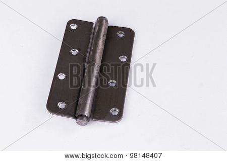 Door fittings, hinges.