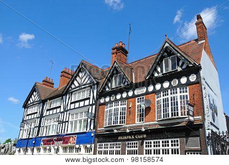 Fairfax Club Building, Coventry.