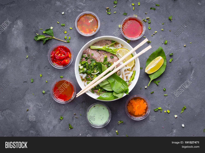 Vietnamese Soup Pho Image & Photo (Free Trial)   Bigstock