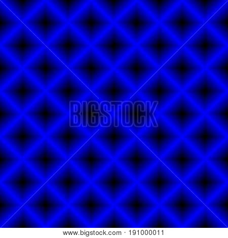 Black and blue chessboard , abstract geometric background