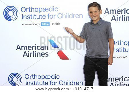 LOS ANGELES - JUN 10: Johnny Rusler at the 2017 Stand For Kids Annual Gala Benefiting Orthopedic Institute For Children at The MacArthur on June 10, 2017 in Los Angeles, California