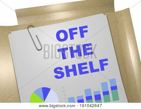 Off The Shelf Concept