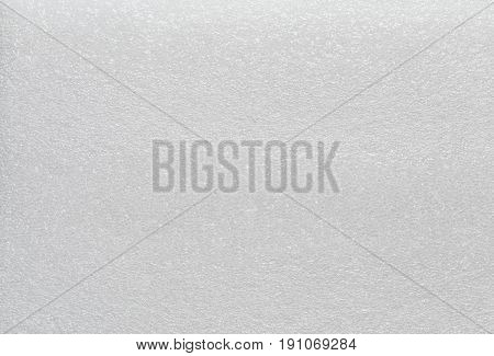 A white polyester fabric texture for background