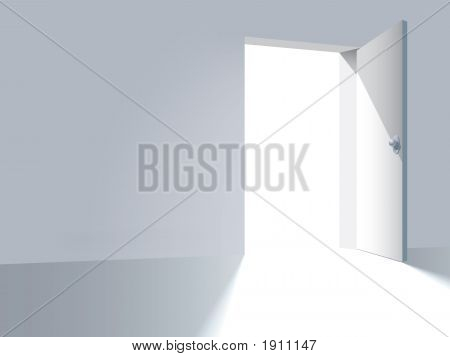 Wall And Door