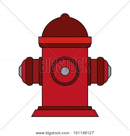 Fire hydrant use icon vector illustration desing graphic flat