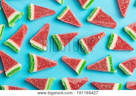 Watermelon Gummy Candy