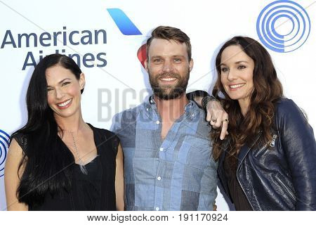 LOS ANGELES - JUN 10: Amanda Righetti, Jesse Spencer, Sarah Wayne Callies at the 2017 Stand For Kids Annual Gala Benefiting Orthopedic Institute For Children on June 10, 2017 in Los Angeles, CA