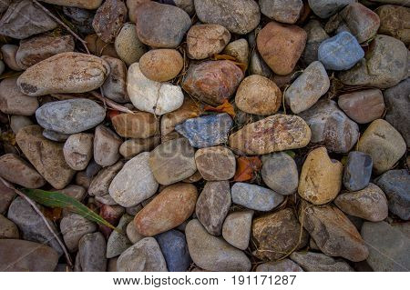 Rocks located in Franz Josef Glacier National Park, in New Zealand in a rocky background.