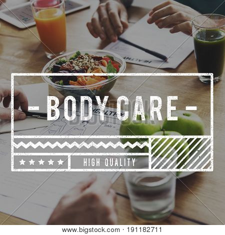 Stay Healthy Body Care Living Lifestyle Notorious Food