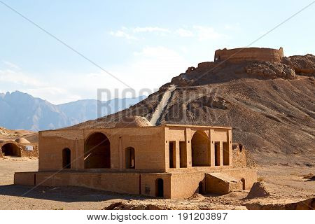In Iran  The Antique    Temple