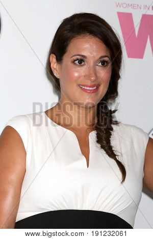 LOS ANGELES - JUN 13:  Angelique Cabral at the Women in Film Los Angeles Celebrates the 2017 Crystal and Lucy Awards at the Beverly Hilton Hotel on June 13, 2017 in Beverly Hills, CA