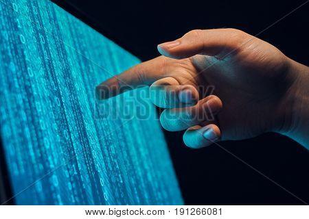 Programming, processor, operating system, number system, hard disk.
