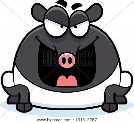 Evil Cartoon Tapir