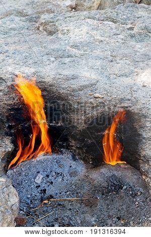 In Turkey The      Eternal Fire