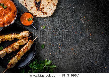 Tikka Masala, Butter Chicken Curry