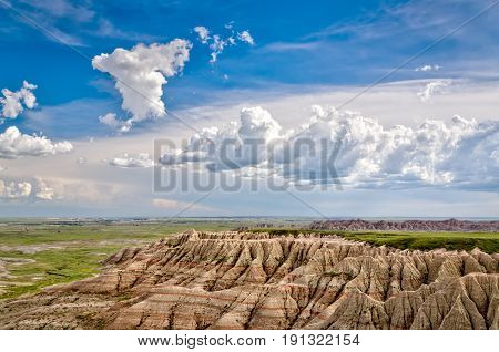Badlands National Park