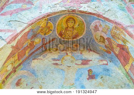 The Medieval Fresco
