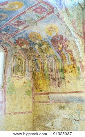 The Old Fresco