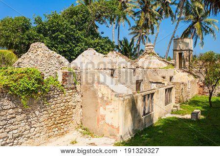 Mannar Fort, Sri Lanka