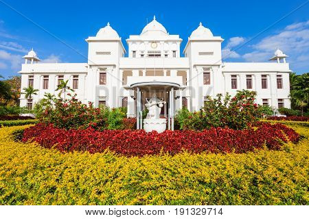 The Jaffna Public Library