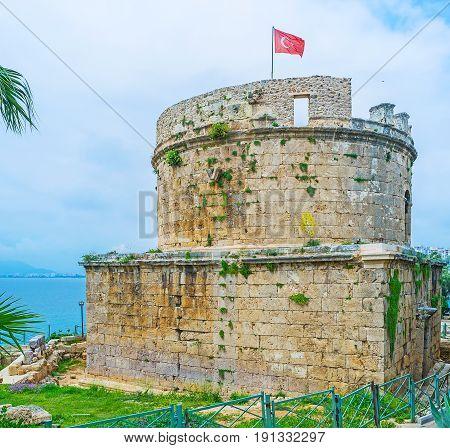 The Hidirlik Tower