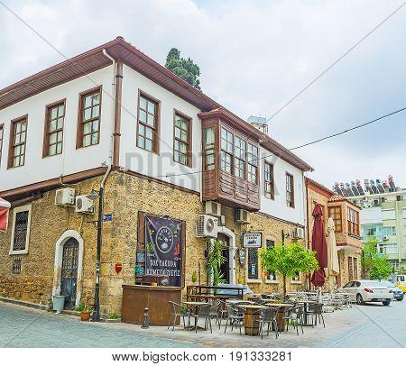 The Ottoman Townhouse