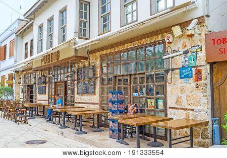 The Closed Pub