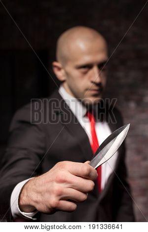 Silent killer, oriental martial arts in action