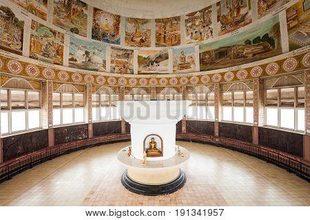 Sambodhi Chaithya Temple, Colombo