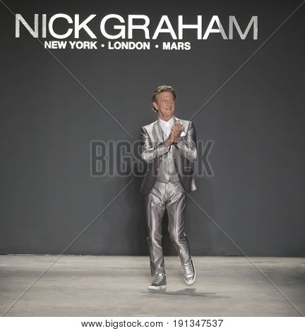 Nick Graham - Men Fall Winter 2017 Collection