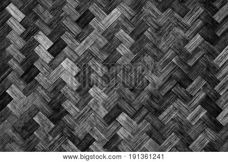 Weave bamboo texture background , Bamboo background.