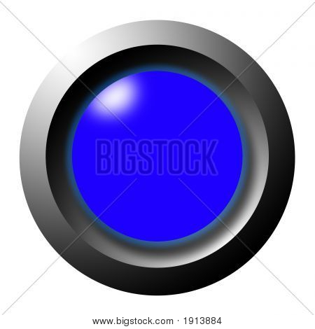 Blue Light Button