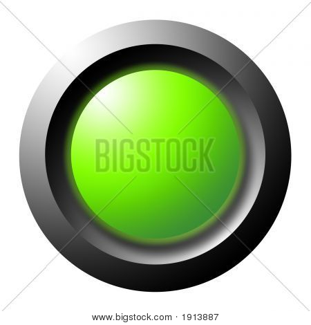 Green Light Button