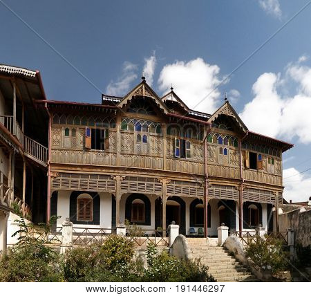 Exterior view to Rimbaud House and Museum - 12-01-2016 Harar Jugol Ethiopia