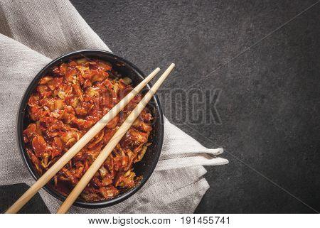 Korean Dish, Kimchi