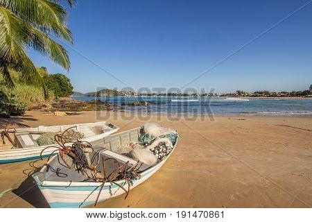 Geriba Beach In Buzios, Rio De Janeiro
