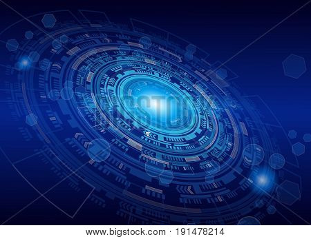 Technology background - Technology for abstract background.
