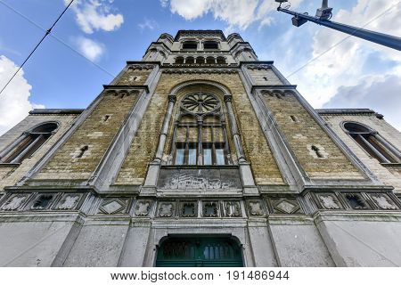 Saint Mary's Royal Church - Brussels, Belgium