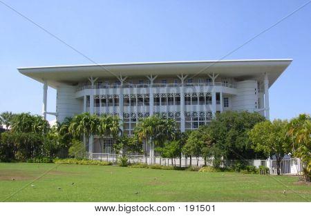 Parlament House Darwin
