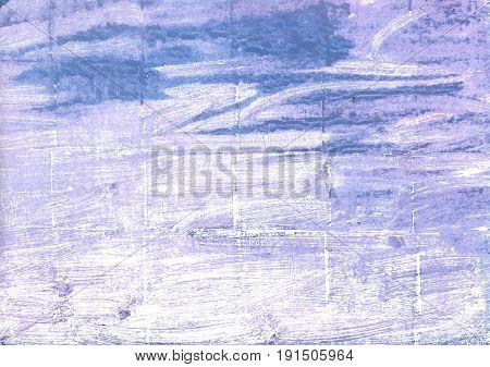 Hand-drawn abstract watercolor. Used colors: Soap Maximum Blue Purple Pale lavender Lavender blue White Lavender mist Magnolia Ceil Glaucous Ghost white
