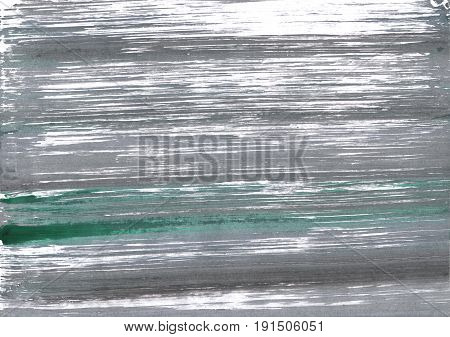 Hand-drawn abstract watercolor. Used colors: White Spanish gray Gray Roman silver Philippine gray AuroMetalSaurus Manatee Nickel Sonic silver Battleship grey