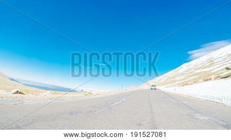 Mountain Driving