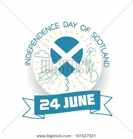 June  Independence Day Of Scotland