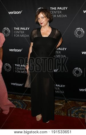 NEW YORK - MAY 17: Margaret Colin attends The Paley Honors: Celebrating Women in Television at Cipriani Wall Street on May 17, 2017 in New York City.