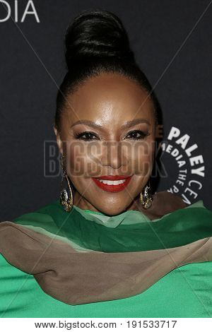 NEW YORK - MAY 17: Lynn Whitfield attends The Paley Honors: Celebrating Women in Television at Cipriani Wall Street on May 17, 2017 in New York City.