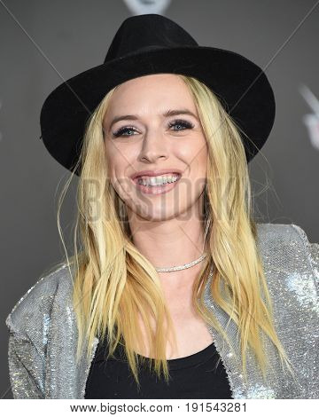 LOS ANGELES - JUN 10:  ZZ Ward arrives for the
