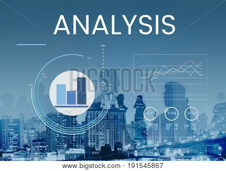 Data Analysis Results Summary Graph Chart Graphic